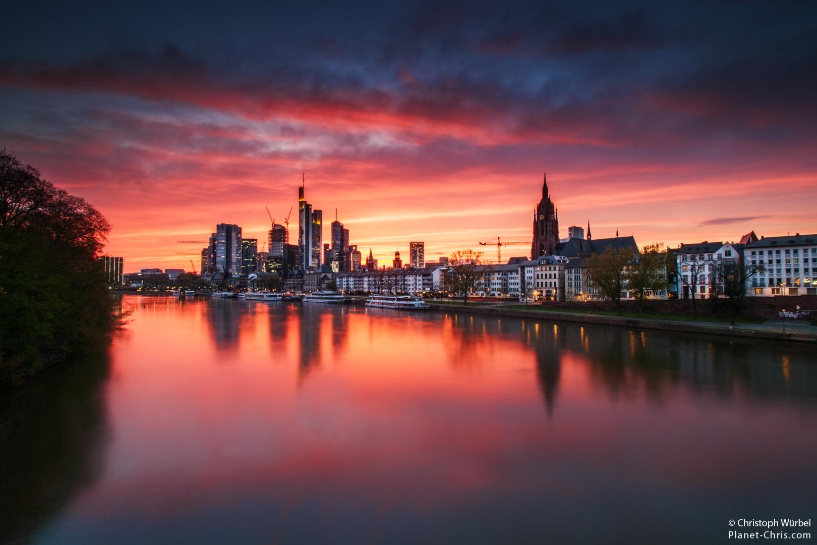 Colorful Frankfurt